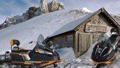 Снегоход Буран Лидер Д