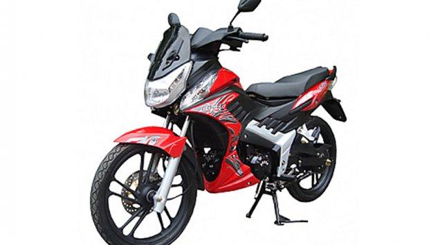 Мотоцикл Racer 130 Viper