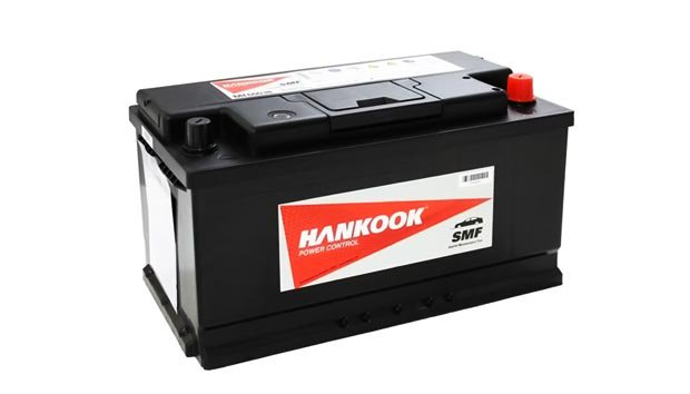 Аккумулятор HANKOOK MF 115D31L