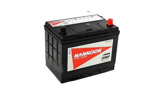 Аккумулятор HANKOOK MF 85D23R