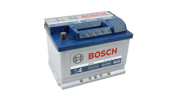 Аккумулятор Bosch Silver 60 L S4 004