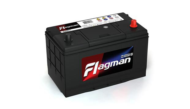 Аккумулятор Flagman 115D31L