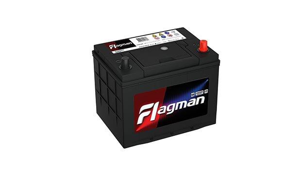 Аккумулятор Flagman 70B24R