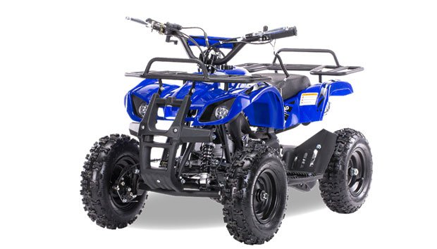 Детский квадроцикл X-16 50 электростартер