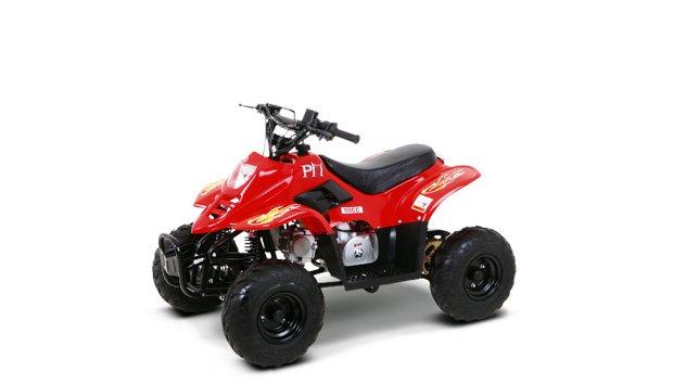 Квадроцикл Рысь 50