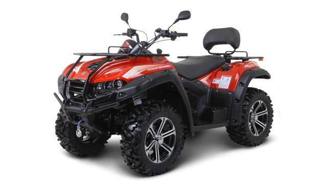 Квадроцикл РМ 500 4x4