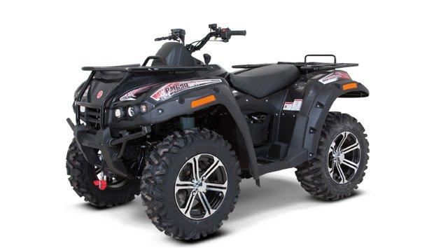 Квадроцикл РМ 650