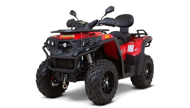 Квадроцикл РМ 800