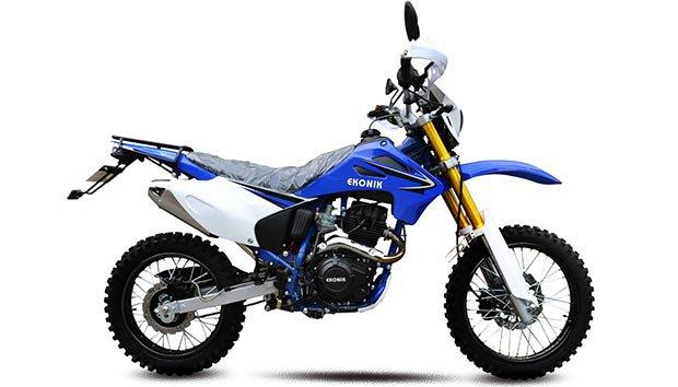 Мотоцикл Ekonik Sport-003