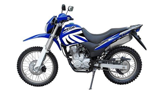 Мотоцикл Ekonik Sport-006