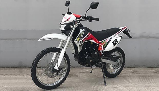 Мотоцикл Ekonik Asterix