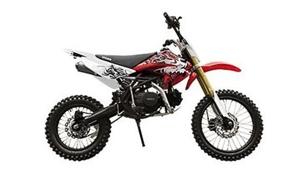 Мотоцикл Ekonik Кросс-125