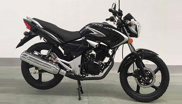 Мотоцикл Ekonik Phantom