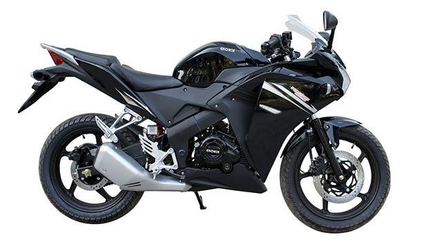 Мотоцикл Ekonik ZF250-2