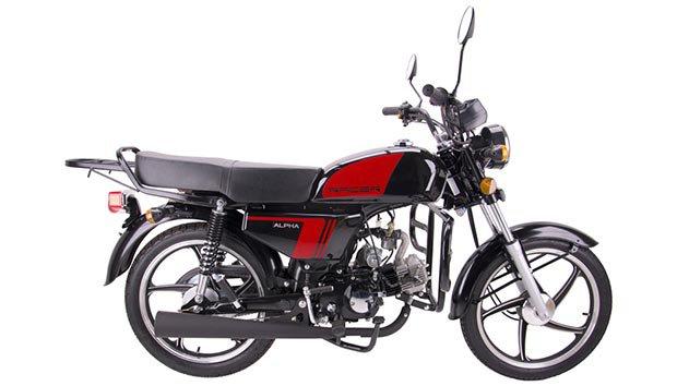 Мопед Racer 110 Alpha