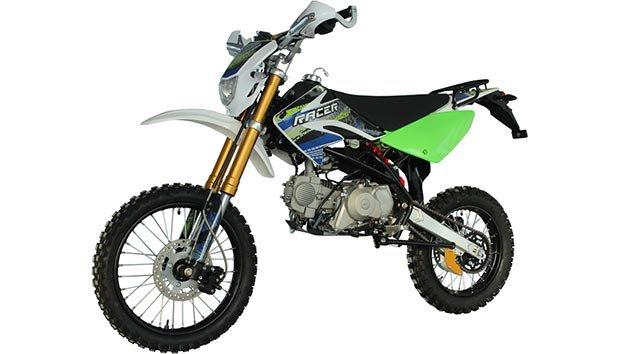 Мотоцикл Racer 125 Pitbike