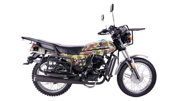 Мотоцикл Racer 150-23A Tourist