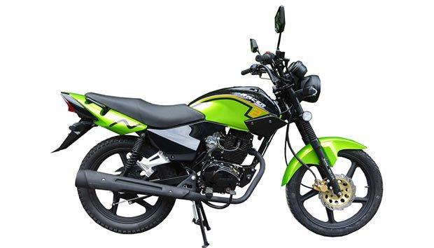 Мотоцикл Racer 150 Tiger