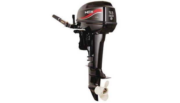 Лодочный мотор HDX T9.8BMS