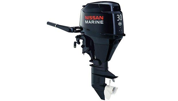 Лодочный мотор Nissan Marine NS 30 H 1