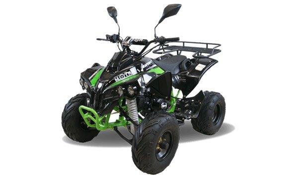 Подростковый квадроцикл Raptor Super Lux 125