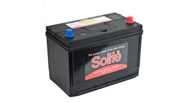 Аккумулятор Solite 115D31 L Бортик