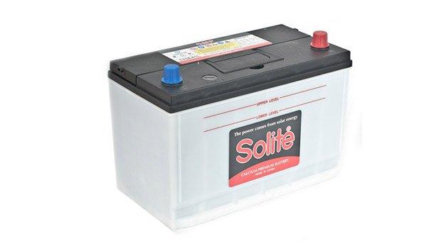 Аккумулятор Solite 115E41 R