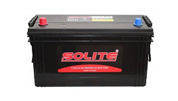 Аккумулятор Solite 115E41 R Длинный