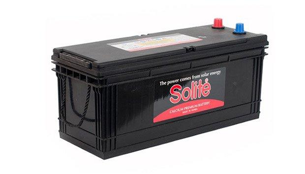 Аккумулятор Solite 245H52 R