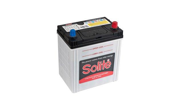 Аккумулятор Solite 44B19 R