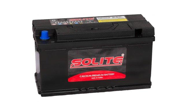 Аккумулятор Solite 60038 L