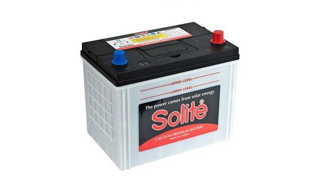 Аккумулятор Solite 95D26 L