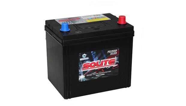 Аккумулятор Solite Silver 95D23L