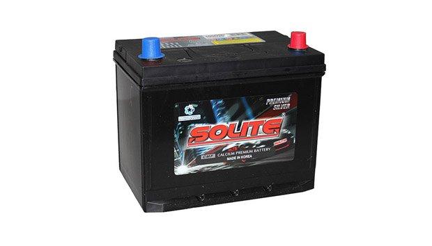 Аккумулятор Solite Silver 105D26 L