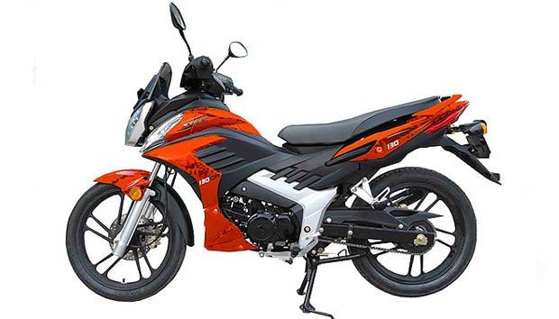 Мотоцикл Stels 130 City Rider