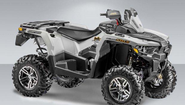 Квадроцикл Stels ATV 800G ST Guepard