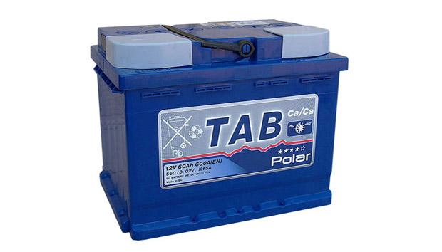 Аккумулятор Tab Polar 60 R