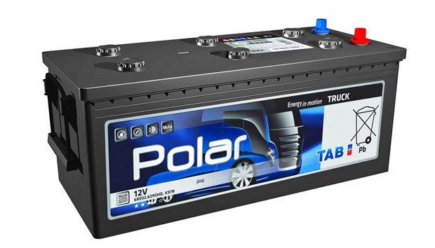 Аккумулятор Tab Polar 190