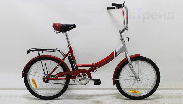 Велосипед Тотем 20-1-21