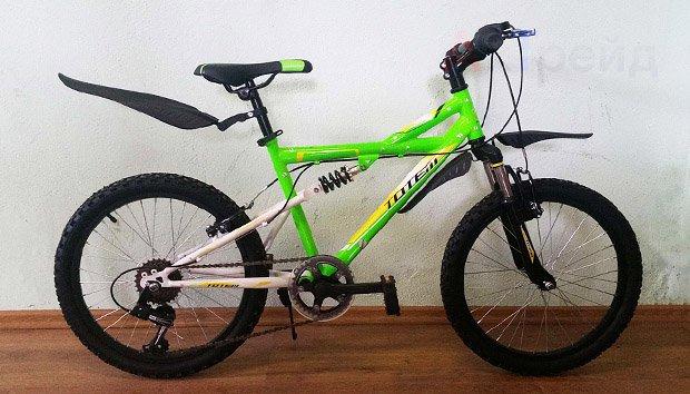 Велосипед Тотем 20-107