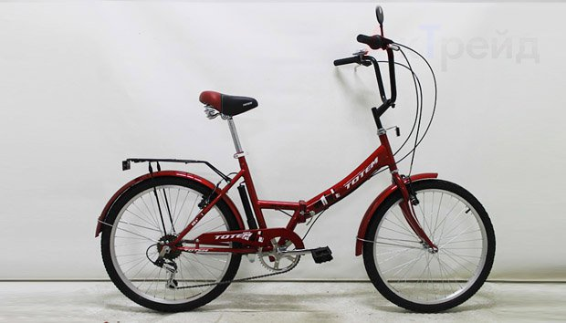 Велосипед Тотем 20-6-21