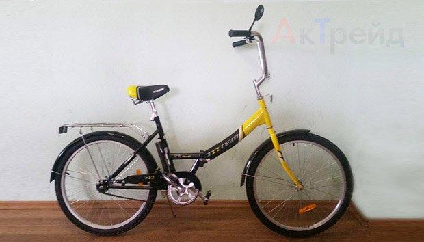 Велосипед Тотем 24-1-21
