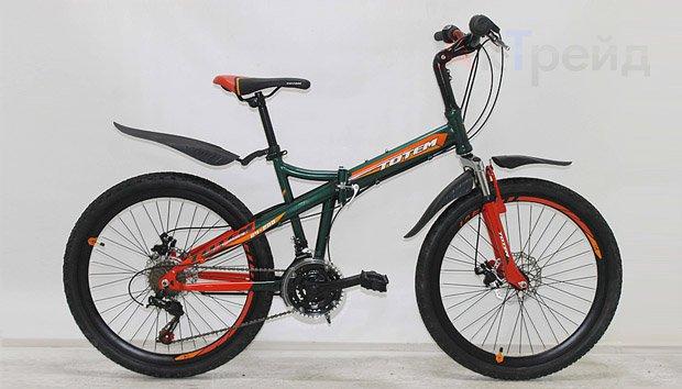 Велосипед Тотем 24-200