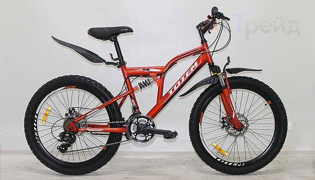 Велосипед Тотем 24-208