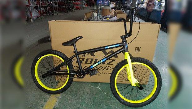 Велосипед Roliz 20-113