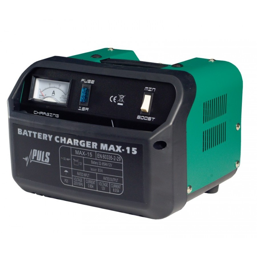 Зарядное устройство Max-15